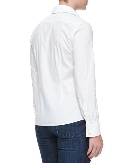Nuala Long-Sleeve Blouse