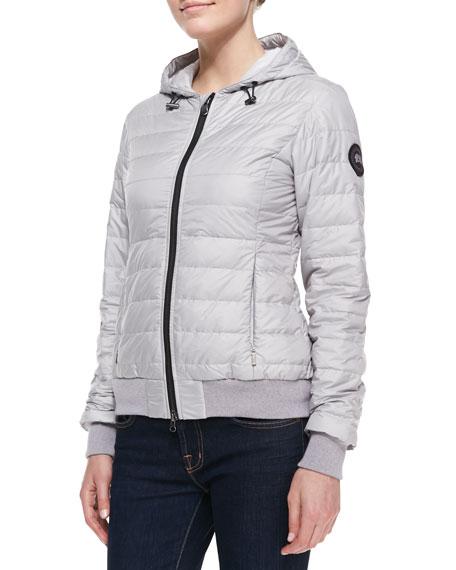 Sydney Hoodie Jacket, Silverbirch