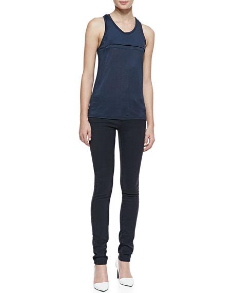 Aleka Mid-Rise Skinny Jeans