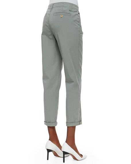 Suzy Chino Island Twill Pants