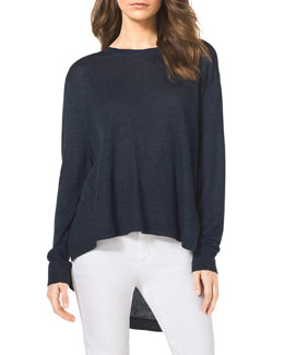 MICHAEL Michael Kors High-Low Sweater