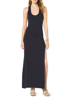 MICHAEL Michael Kors  Cross-Back Tank Dress