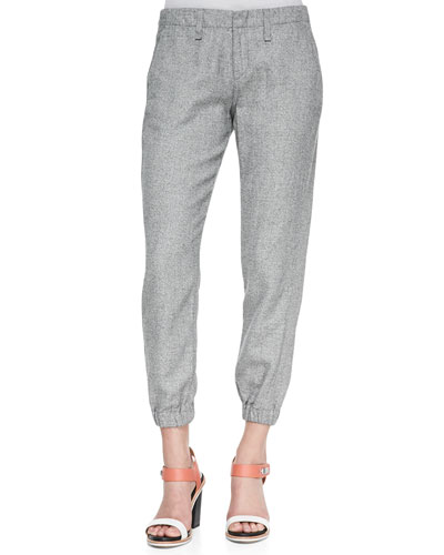 rag & bone/JEAN Denim Relaxed Pajama Jeans