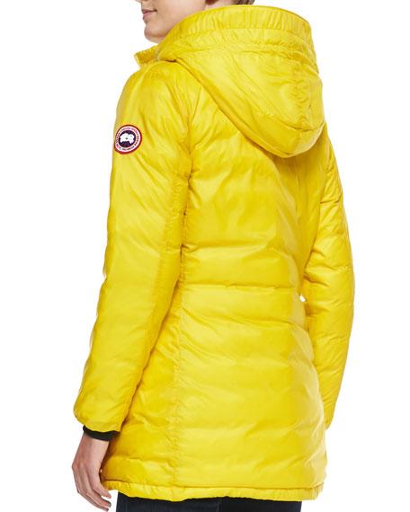 canada goose jacket yellow