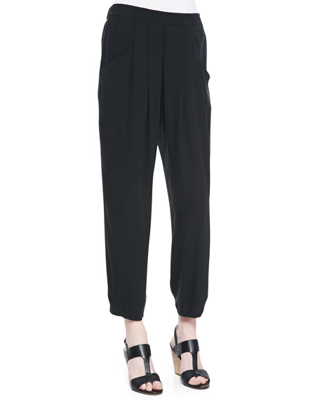 CLSSC SLOUCHY ANKLE PANT