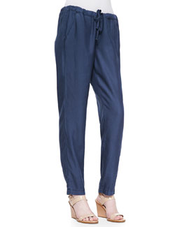 CJ by Cookie Johnson Relaxed Leg Drawstring Pants