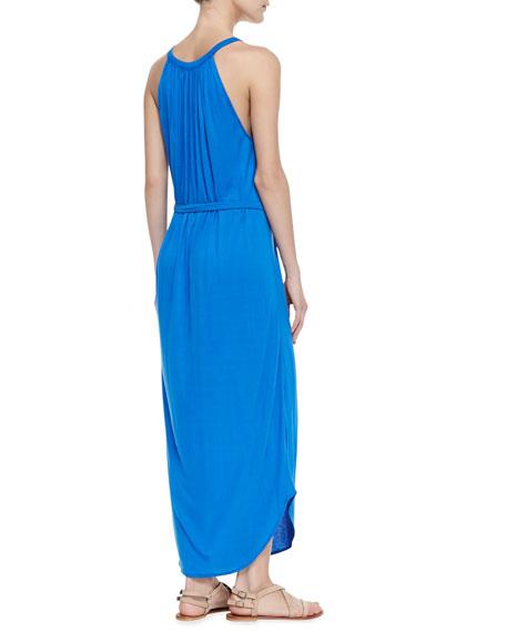 Laguna Sleeveless Jersey Maxi Dress