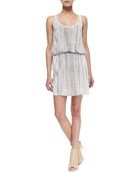 Katsina Blouson Sleeveless Dress