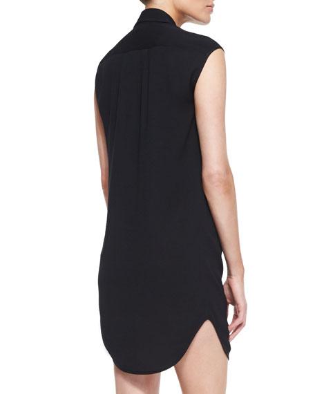 Relic Knit Button-Down Shirtdress