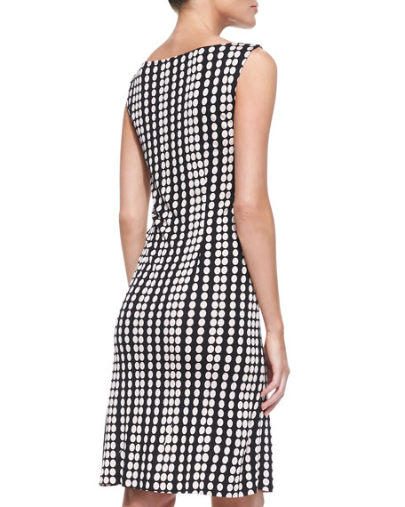 Liana Polka-Dot Dress