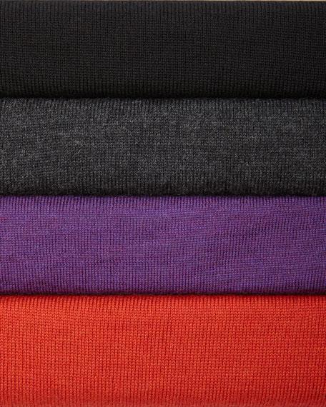 Merino Jersey Long Tunic, Petite