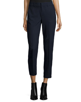 Vince Side Strapping Pants, Coastal
