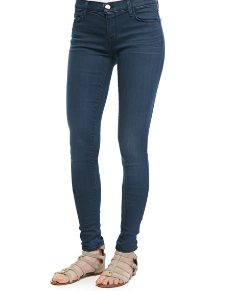 620 Mid-Rise Skinny Jeans, Heaven