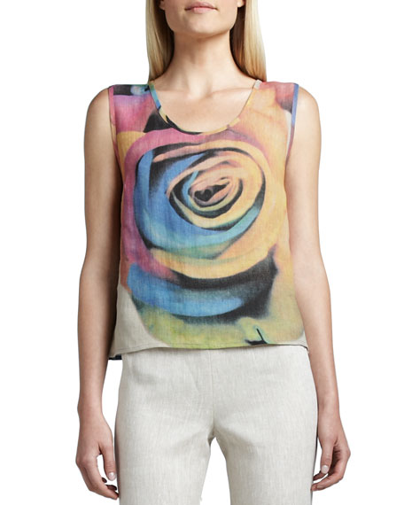 Big Flower Shell, Women's