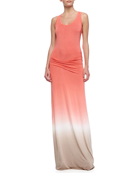 Hamptons Ombre Tank Maxi Dress