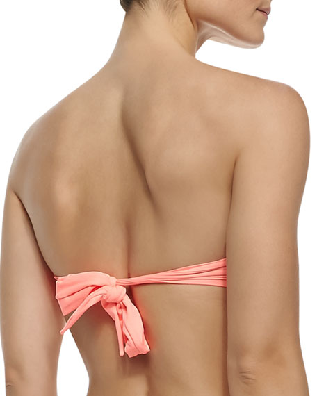 Enjoy Bombshell Bandeau Swim Top