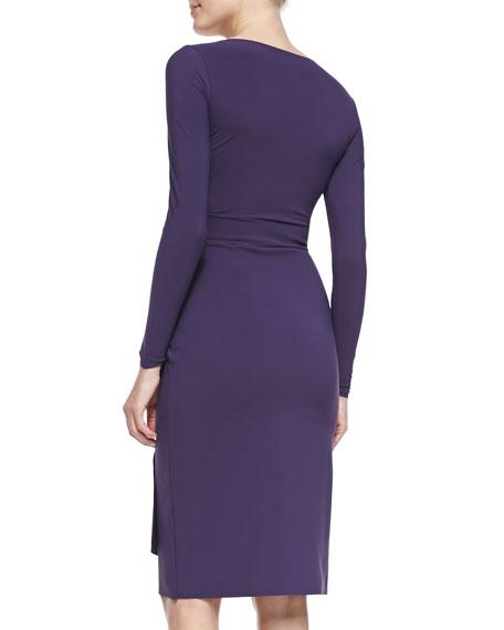 Fedra  Long-Sleeve Dress