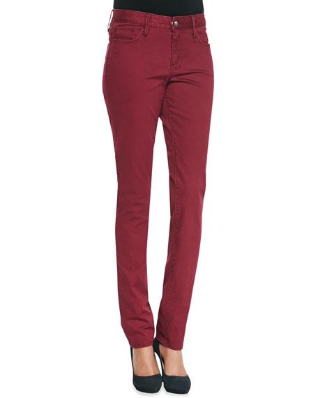 Sophia Carmel Twill Skinny Jeans