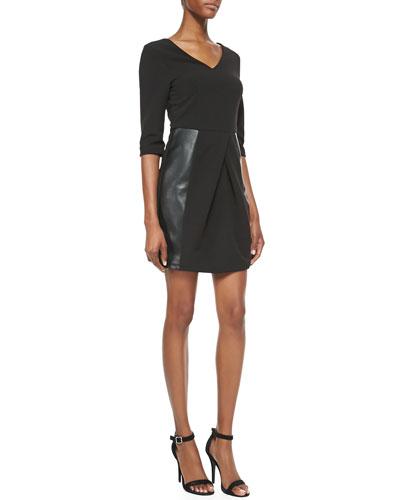 Kelli & Talulah Magic Happens Half-Sleeve Dress