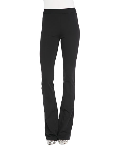 Brinton Boot-Cut Suiting Pants