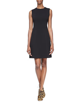 kate spade new york sicily sleeveless a-line dress