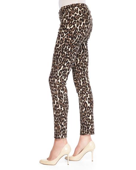 88e0adf0a8a0 kate spade new york autumn broome st. leopard-print denim
