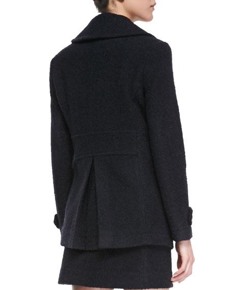 Gabrilyn Long-Sleeve Pea Coat