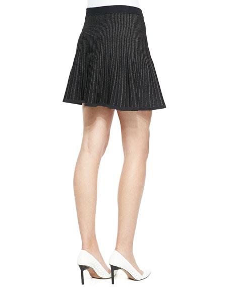 Street Stretch A-Line Skirt