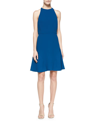 Shoshanna Behati Sleeveless Bi-Stretch Dress