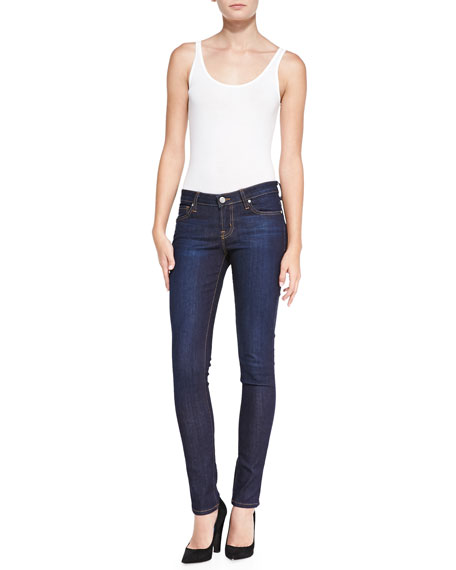 Ole Miss© Branded Skinny Jeans, Blue