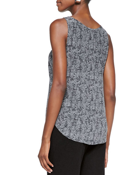 Roadster Printed Tank, Women's