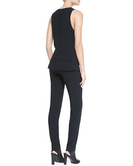 Mae Blazer-Inspired Jumpsuit