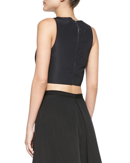 Katia Faille Cropped Top