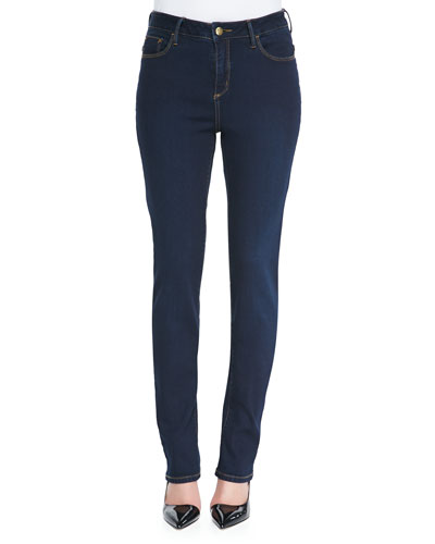 Christopher Blue Madison Straight-Leg Jeans