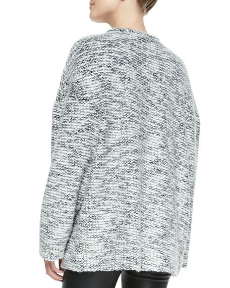 Source Chunky Knit Wool Sweater