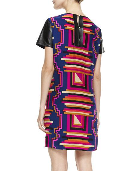 Mason Printed Shift Dress