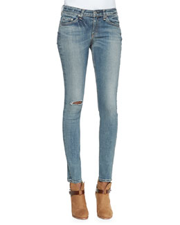 rag & bone/JEAN The Skinny Denim Jeans, Water Street