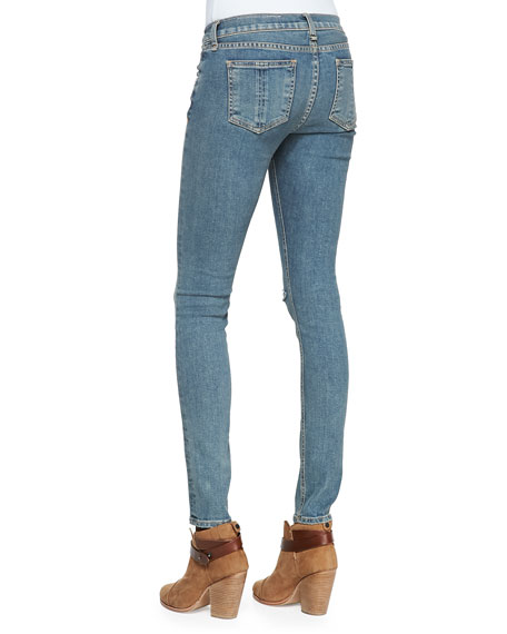 The Skinny Denim Jeans, Water Street