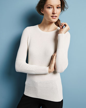 Cool + Collected: Cashmere Lookbook