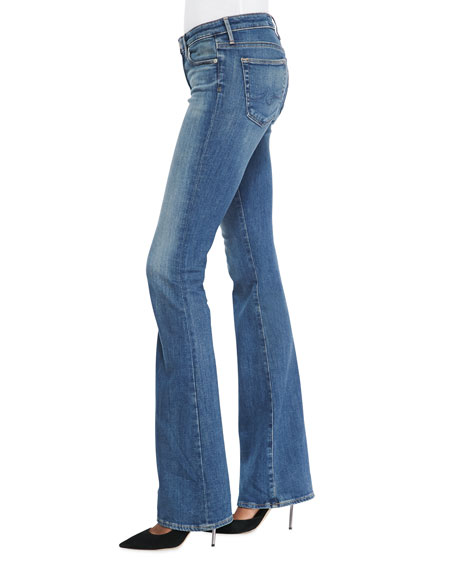 Angel Boot-Cut Denim Jeans, 10Y Boundless