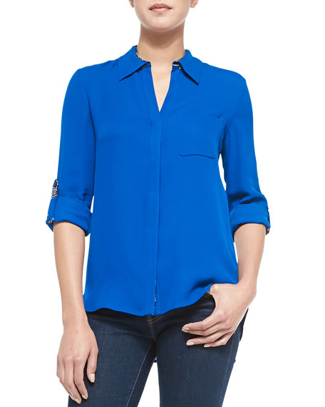Solid Lorelei Two Blouse