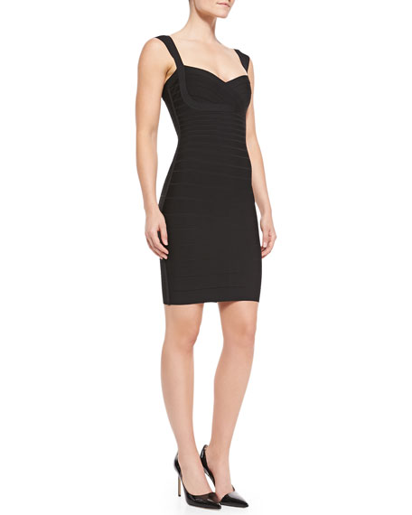 Abrielle Essential Signature Bandage Dress