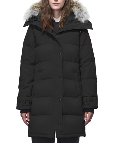 Canada Goose Shelburne Parka with Fur Hood