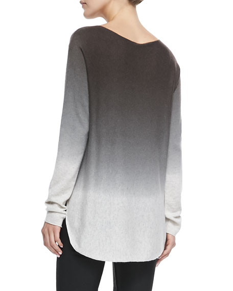 Cashmere Raina Degrade Sweater