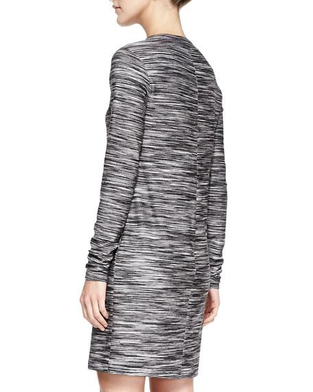 Bellingham Space-Dye Knit Dress