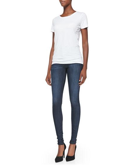 Beatrix High-Rise Skinny Jeans