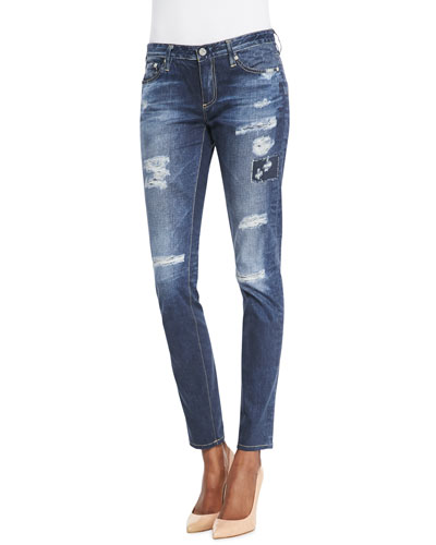Digital Stilt Webber Patch Jeans