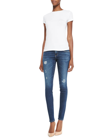 Legging Super Skinny Denim, 10-Years Mend