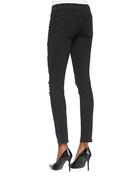 Verdugo Skinny Jeans, Ramone Deconstructed