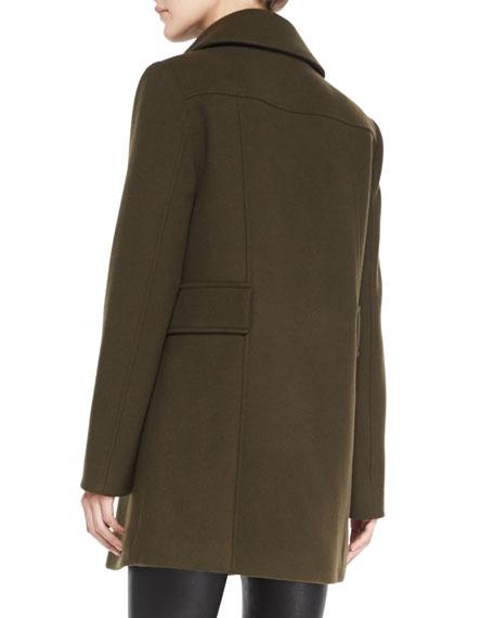 Marlow Deluxe Felt Officer Coat